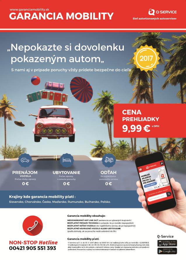 Garancia mobility 2017